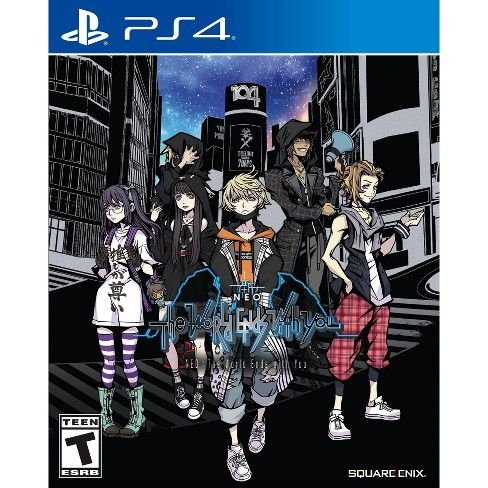 Neo: The World Ends With You - PS4 (pré-venda)