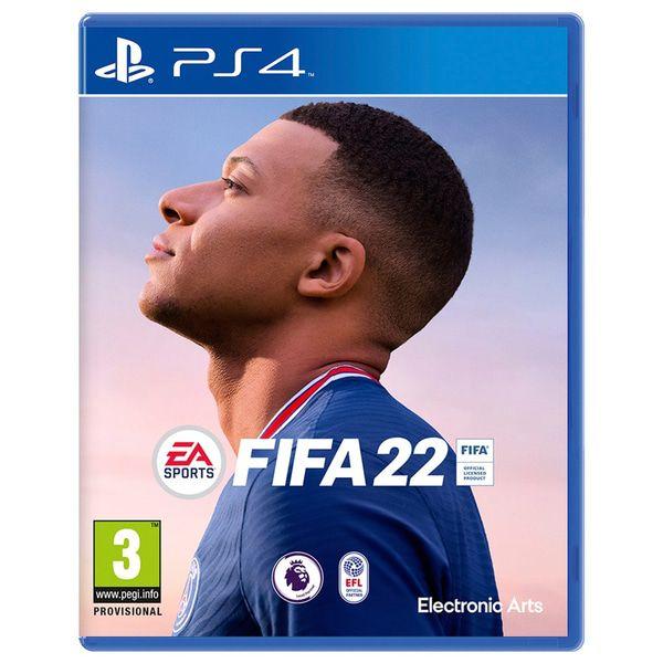 SEGUNDO LOTE - FIFA 22 - PS4 (pré-venda)