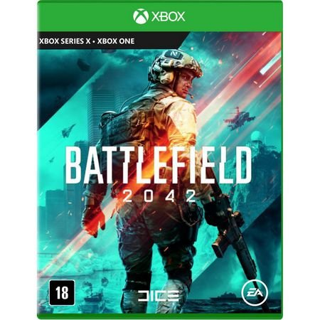Battlefield 2042 - Xbox (pré-venda)