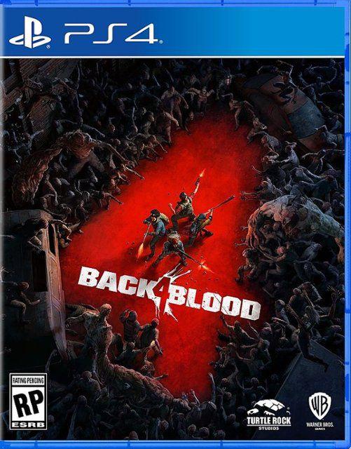 Back 4 Blood - PS4 (pré-venda)