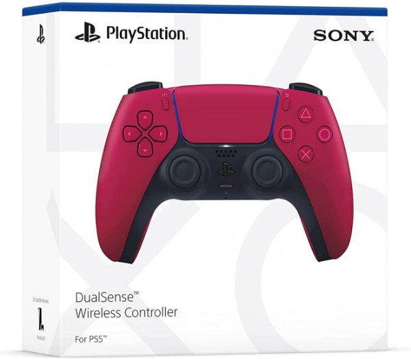 CONTROLE DUALSENSE COSMIC RED - PS5