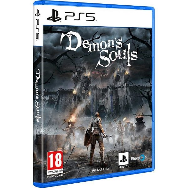 LOCAÇÃO - Demons Souls