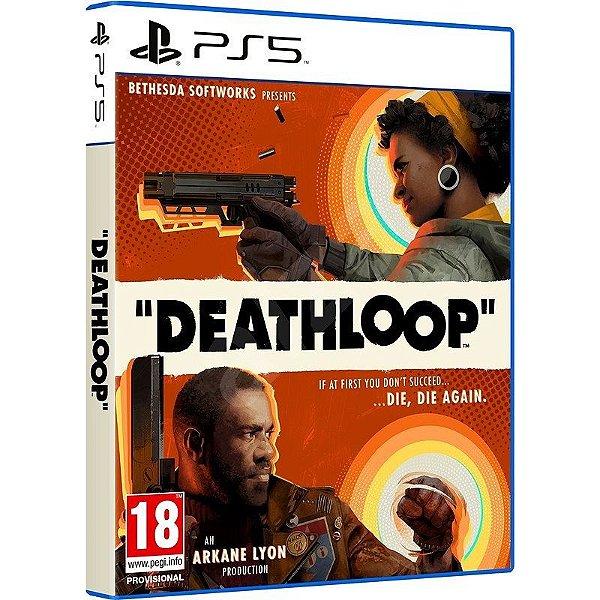 LOCAÇÃO - Deathloop