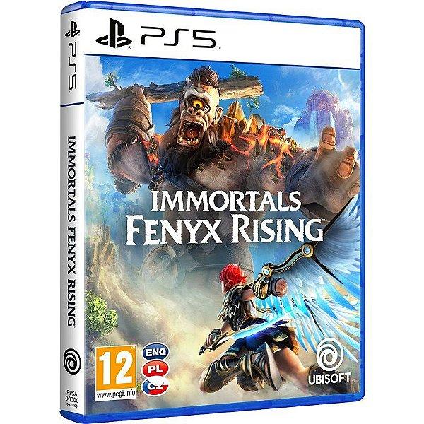 LOCAÇÃO - Immortals Fenyx Rising