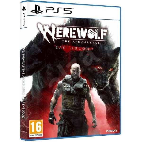 LOCAÇÃO - Werewolf: The Apocalypse Earthblood