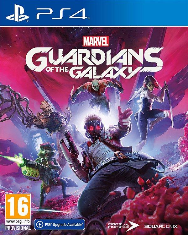 Marvel's Guardians of the Galaxy - PS4 (pré-venda)
