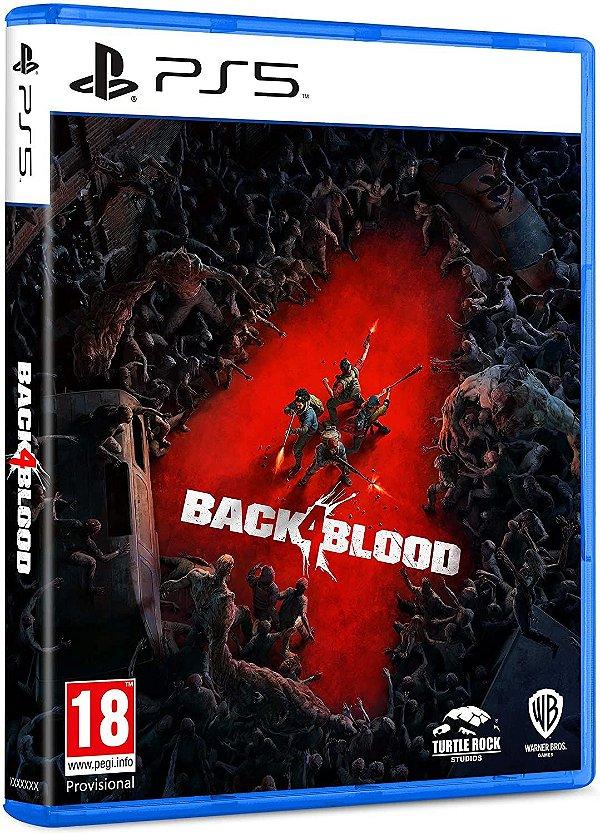 LOCAÇÃO - Back 4 Blood