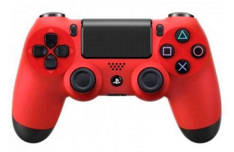 Controle Dualshock 4 - Vermelho (Ps4)
