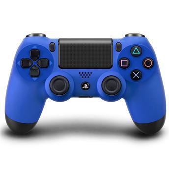 Controle Original Dualshock 4 - Azul (Ps4)