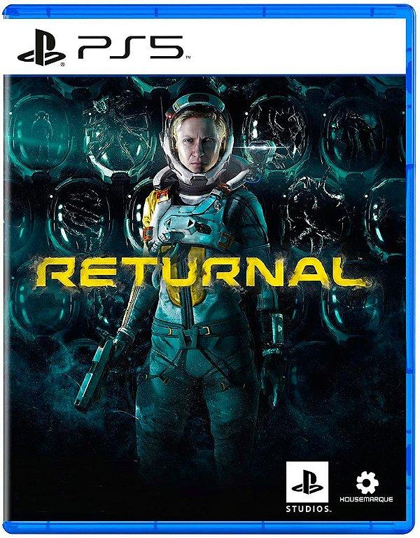Returnal - PS5 (pré-venda)