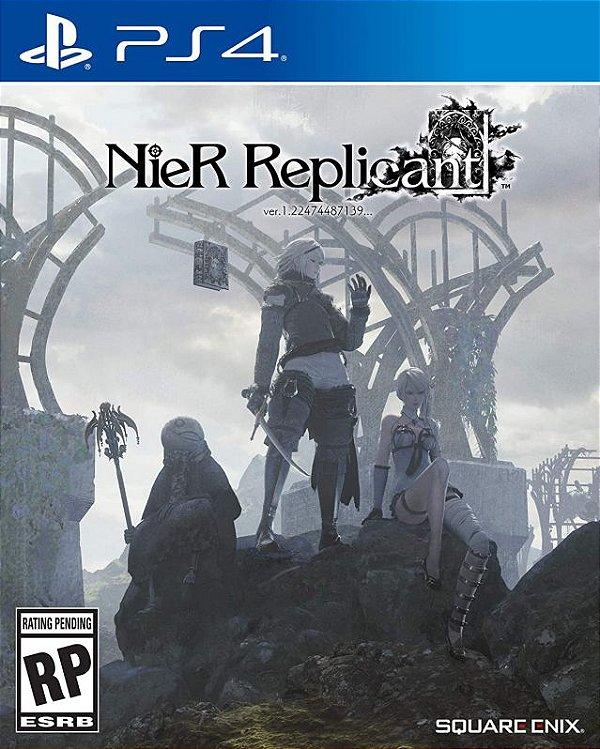 Nier Replicante - PS4 (pré-venda)
