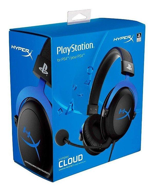 Headset HyperX Cloud Playstation