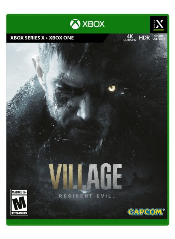 Resident Evil Village - Xbox One/Series (pré-venda)