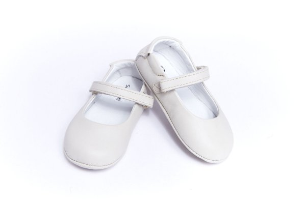 Sapatilha  Baby Confort - Off White