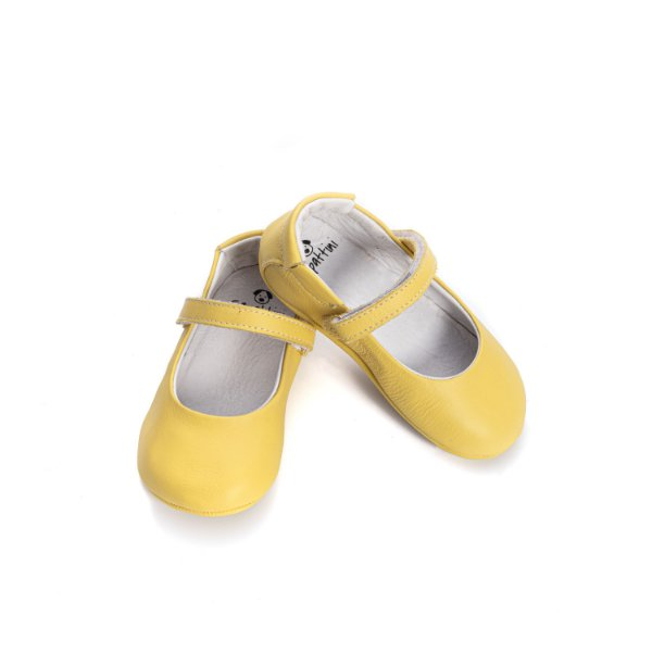 Sapatilha Baby Confort - Amarela