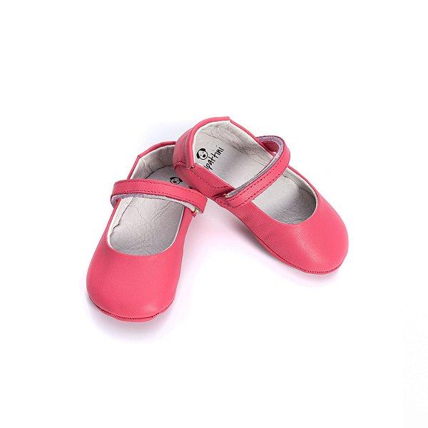 Sapatilha Baby Confort - Cereja