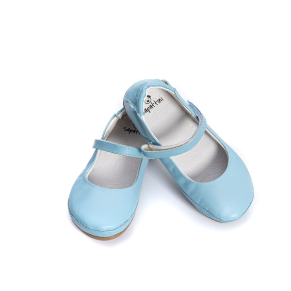 Sapatilha Confort Kids - Azul Céu