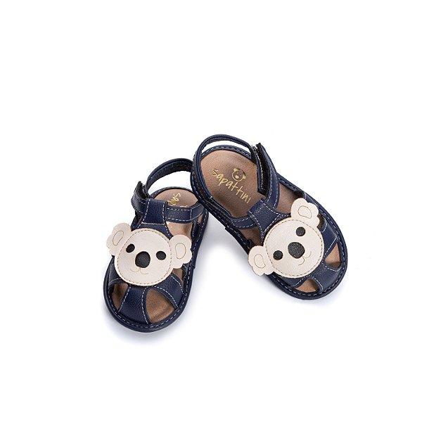 Sandália Baby Coala - Marinho