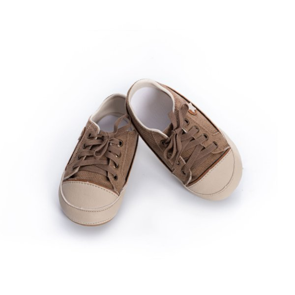 Tenis Baby Mini Star - Chocolate