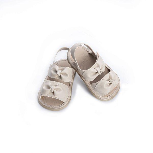 Sandália Baby Nozinho - Off White