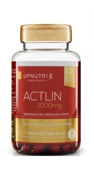 ACTLIN ÓLEO DE CARTAMO - UPNUTRI(60 CAPS 1000MG)