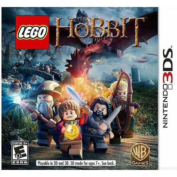 Jogo Lego The Hobbit Nintendo - 3DS