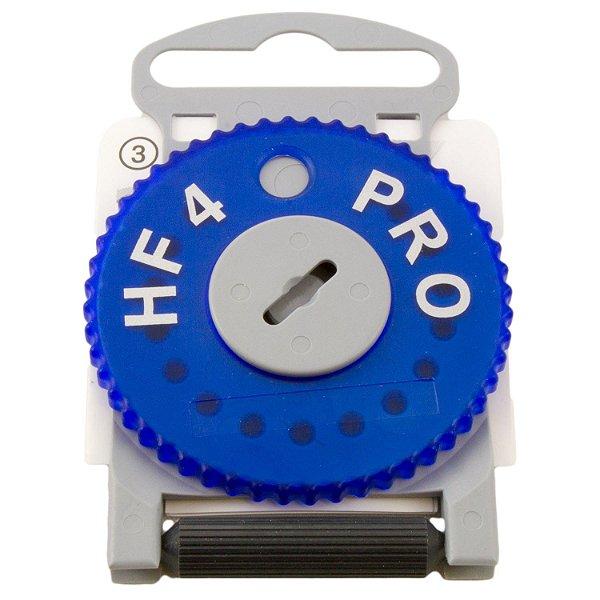 Protetor de cera - HF4 PRO - Azul (Esquerdo) - Rexton