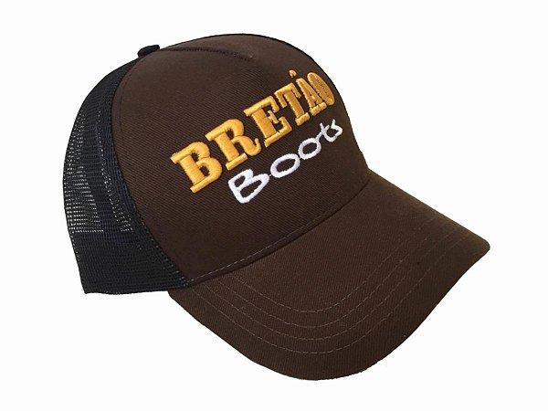 Boné Bretão Boots