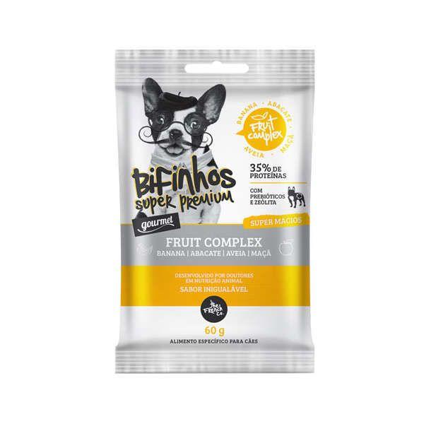 Bifinhos para Cachorro The French Co Super Premium Fruit Complex