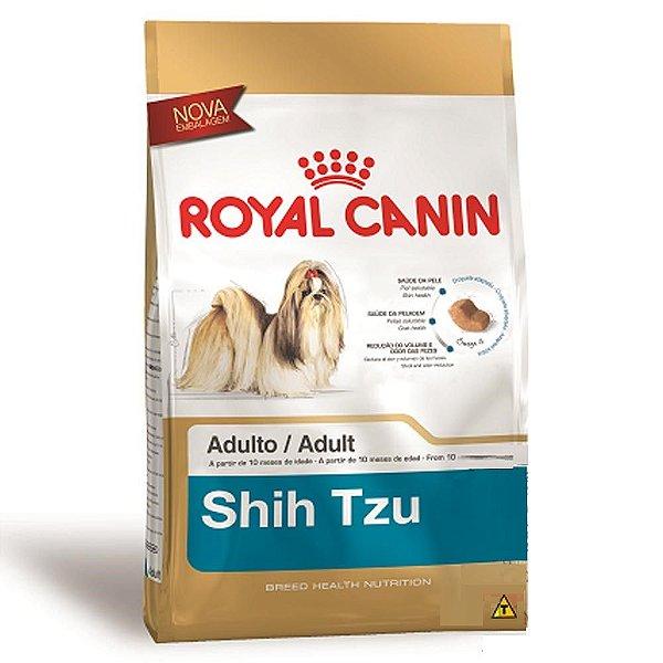 Ração Para Cachorro Royal Canin Shih Tzu Adulto 1kg