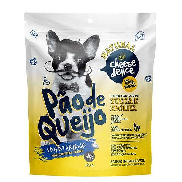 Petisco para Cachorro The French Co Pão De Queijo 120 g
