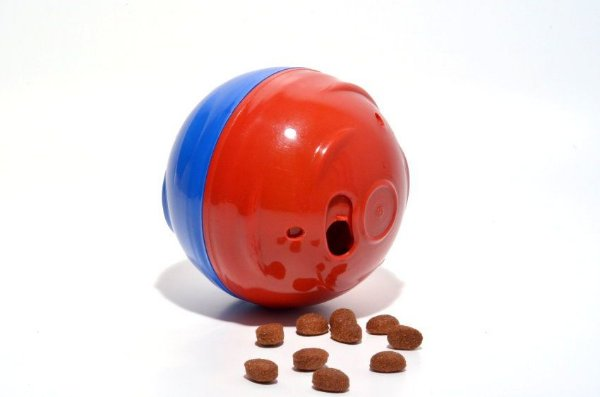 Brinquedos Para Cachorro Comedouro Interativo Redon Dog P