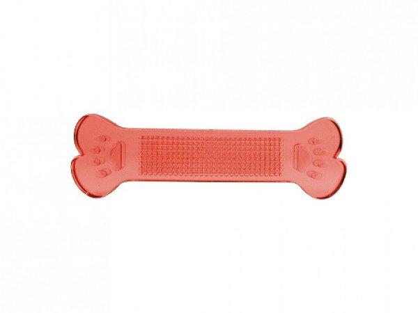 Brinquedos Para Cachorro Osso TopBone Furacão Pet Vermelho M