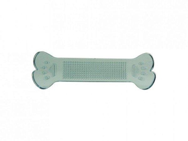 Brinquedos Para Cachorro Osso TopBone Furacão Pet Azul Claro M