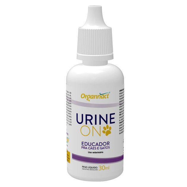Educador Organnact Urine On para Cães e Gatos 30ml