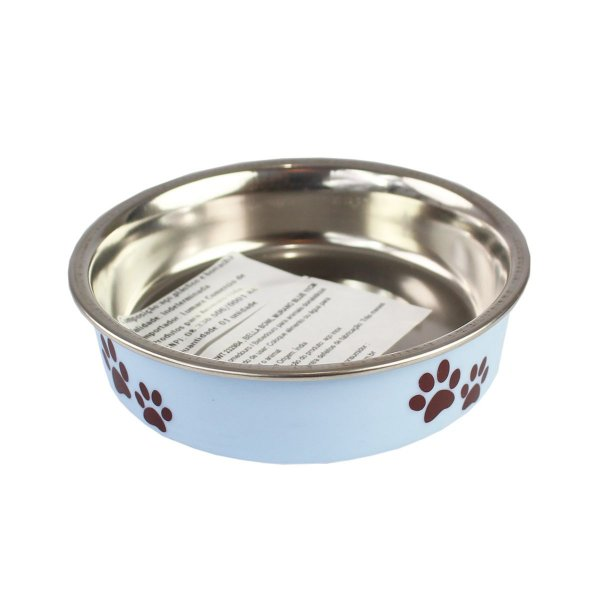 Comedouro Bebedouro Bella Bowl 11cm Loving Pets Azul