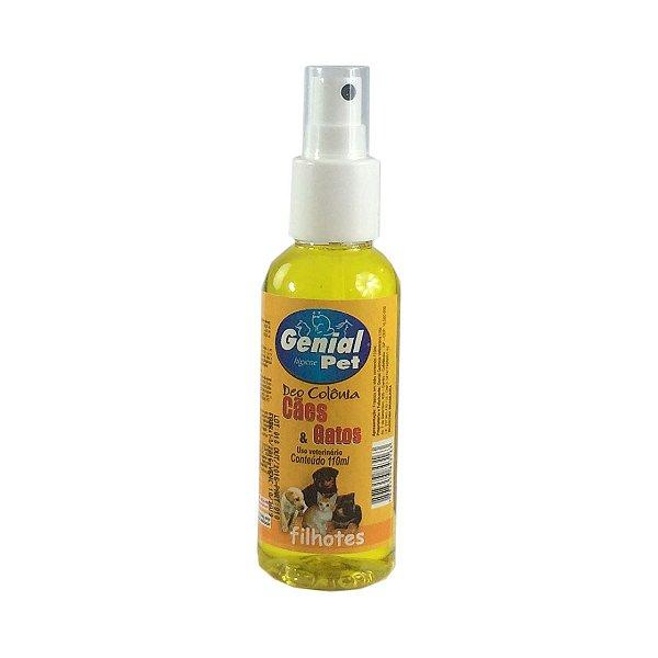 Perfume Para Cães e Gatos Filhotes Genial Pet