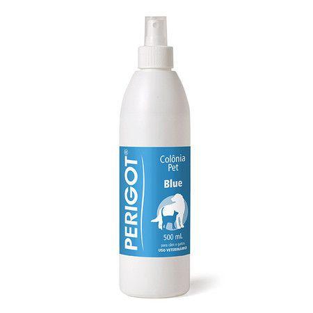 Perfume Colonia Pet Perigot Blue 500ml