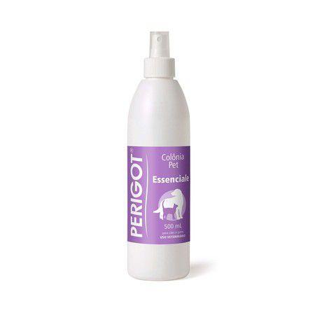 Perfume Colonia Pet Perigot Essenciale 500ml