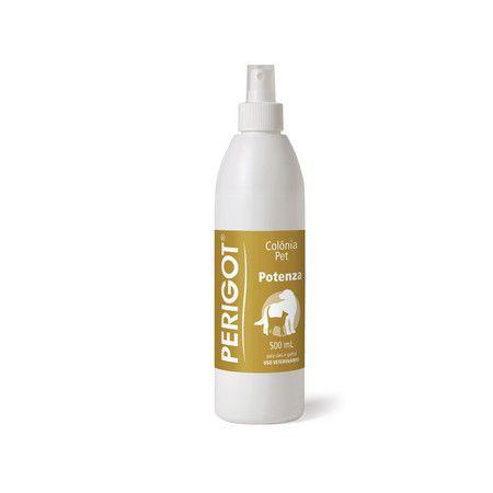 Perfume Colonia Pet Perigot Potenza 500ml