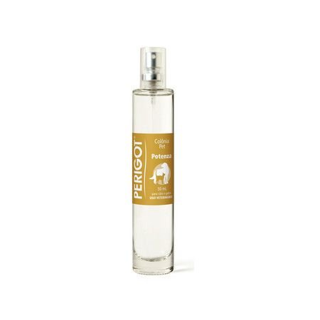 Perfume Colonia Pet Perigot Potenza 50ml​