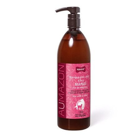 Shampoo para Cabeça e Face com extrato de Mapati Perigot 1L