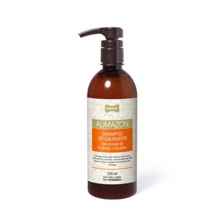 Shampoo Restaurador com Andiroba e Kerafilm Perigot 500ml