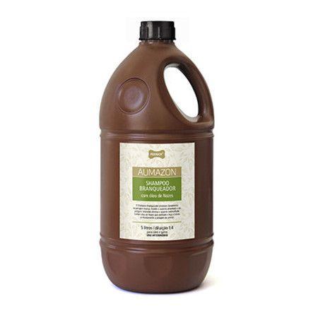 Shampoo Branqueador Extrato de Amêndoas Doces Perigot 5L