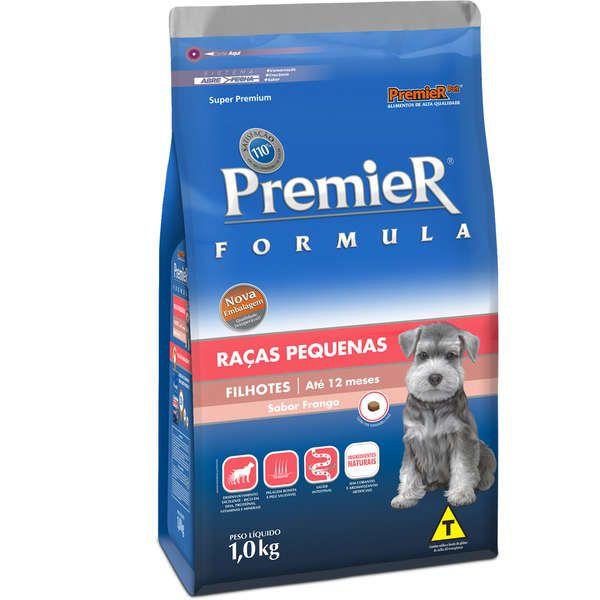 Ração Para Cachorro Premier Formula Filhotes Raças Pequenas