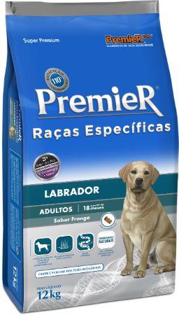 Ração Premier Raças Especificas Adultos Labrador