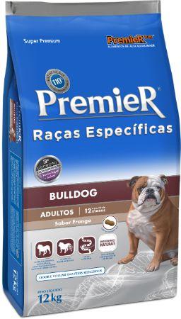 Ração Premier Raças Especificas Adultos Bulldog