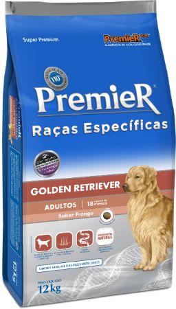Ração Premier Raças Especificas Adultos Golden Retriever