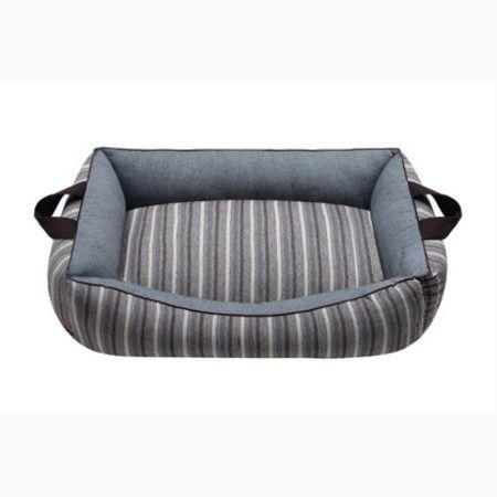 Cama Para Cachorro Confort Cinza M