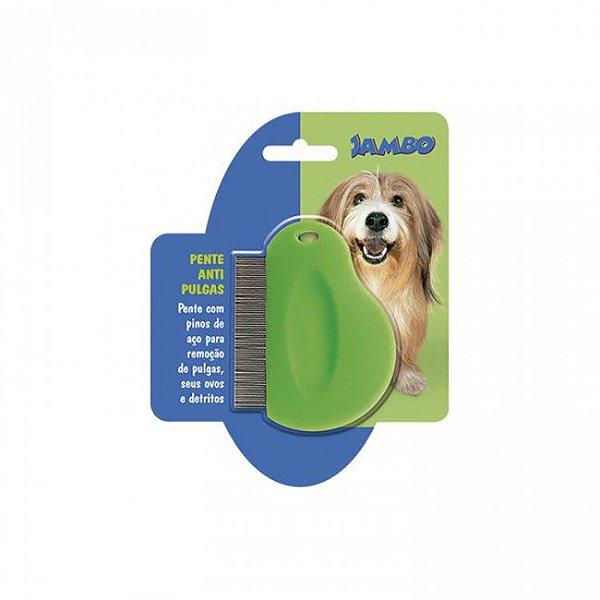 Pente Anti Pulgas Para Cachorro Jambo